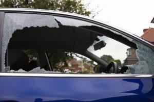shattered car window repair