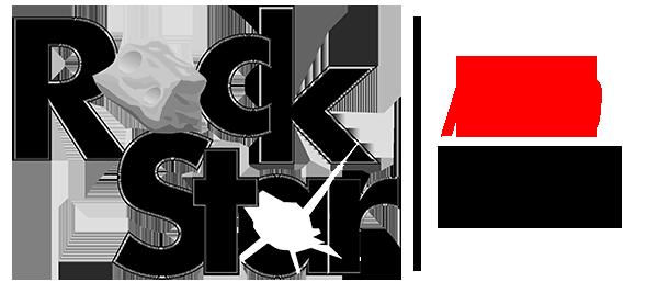 rock star auto glass logo