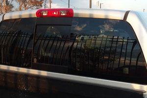 rear truck window replacement